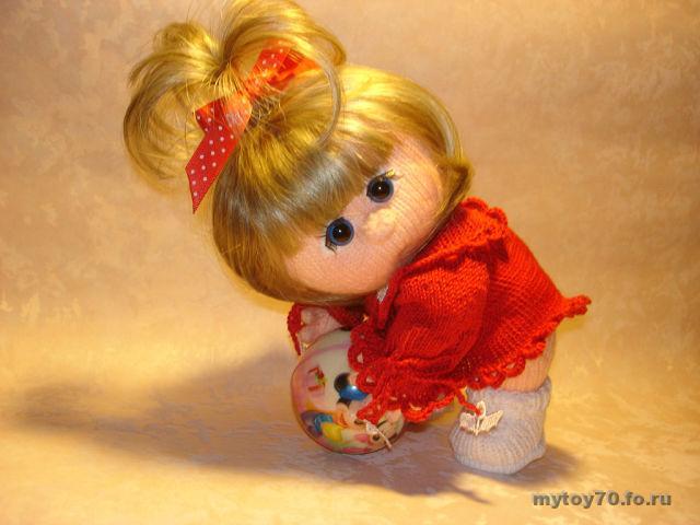 Куклы Спицами Марина Тимофеева